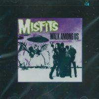 The Misfits - Walk Among Us (Cover Artwork)