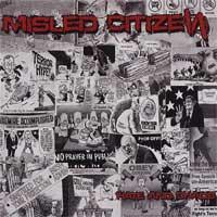 Misled Citizen - Hate and Chaos (Cover Artwork)