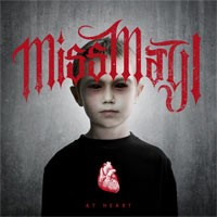 Miss May I - At Heart (Cover Artwork)