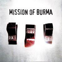 Mission Of Burma - ONoffON (Cover Artwork)