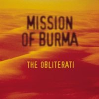 Mission of Burma - The Obliterati (Cover Artwork)