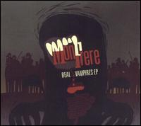 Mon Frere - Real Vampires (Cover Artwork)