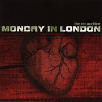 Monday in London - The Red Machine (Cover Artwork)