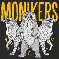 Monikers - Wake Up (Cover Artwork)