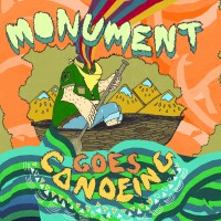 Monument [D.C.] - Goes Canoeing [12-inch] (Cover Artwork)