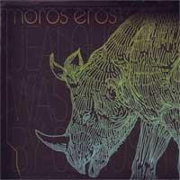 Moros Eros - Jealous Me Was Killed By Curiosity (Cover Artwork)