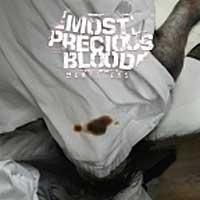 Most Precious Blood - Merciless (Cover Artwork)
