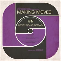 Motion City Soundtrack - Making Moves: Volume 6 [7-inch] (Cover Artwork)