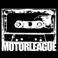 Motorleague - White Tape (Cover Artwork)