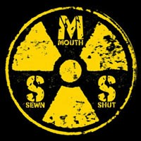 Mouth Sewn Shut - 2009 (Cover Artwork)