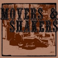 Movers and Shakers - Larrabee (Cover Artwork)