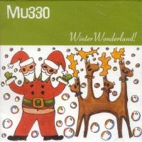 MU330 - Winter Wonderland (Cover Artwork)