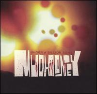 Mudhoney - Under a Billion Suns (Cover Artwork)
