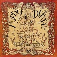 Murder by Death - Red of Tooth and Claw (Cover Artwork)