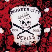 Murder City Devils - R.I.P. (Cover Artwork)