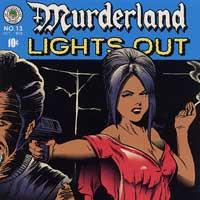 Murderland - Lights Out (Cover Artwork)