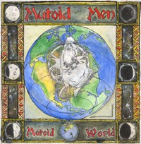 Mutoid Men - Mutoid World [12 inch] (Cover Artwork)