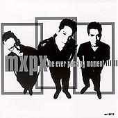 MxPx - The Ever Passing Moment (Cover Artwork)