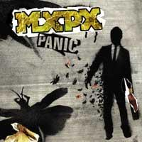 MxPx - Panic (Cover Artwork)