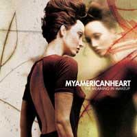 My American Heart - The Meaning in Makeup (Cover Artwork)