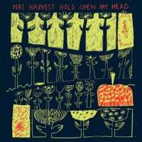Nai Harvest - Hold Open My Head (Cover Artwork)