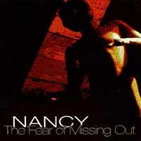 Nancy - The Fear of Missing Out (Cover Artwork)