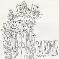 Native - We Delete; Erase (Cover Artwork)