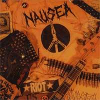 Nausea - The Punk Terrorist Anthology, Vol. 2: 1986-1988 [reissue] (Cover Artwork)