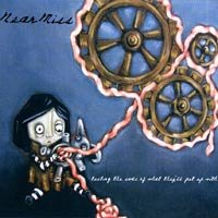 Near Miss - Testing the Ends of What They'll Put Up With (Cover Artwork)