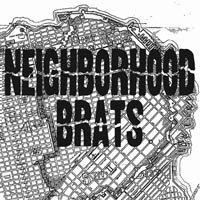 Neighborhood Brats - Neighborhood Brats (Cover Artwork)