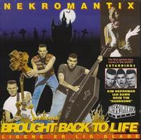 Nekromantix - Brought Back to Life (Cover Artwork)