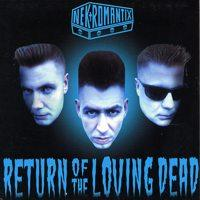 Nekromantix - Return of the Loving Dead (Cover Artwork)