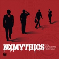 Neomythics - New Corporate Resistance (Cover Artwork)