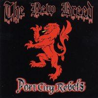 The New Breed - Port City Rebels (Cover Artwork)