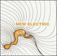 New Electric - New Electric (Cover Artwork)