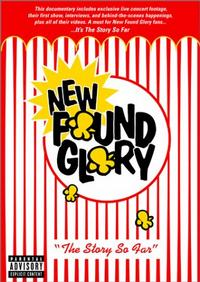 New Found Glory - The Story So Far DVD (Cover Artwork)