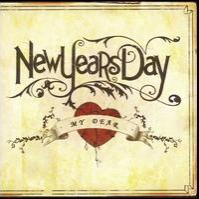 New Years Day - My Dear (Cover Artwork)