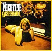 Nicotine - Desperado (Cover Artwork)