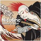 Nicotine - Samurai Shot (Cover Artwork)