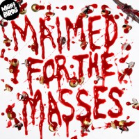 Night Birds - Maimed for the Masses [7-inch] (Cover Artwork)