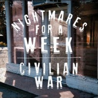 Nightmares for a Week - Civilian War (Cover Artwork)