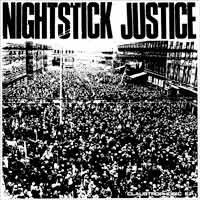 Nightstick Justice - Claustrophobic [7-inch] (Cover Artwork)
