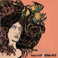 Ninja Gun - Roman Nose [12-inch] (Cover Artwork)