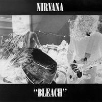 Nirvana - Bleach (Cover Artwork)