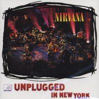 Nirvana - MTV Unplugged in New York (Cover Artwork)