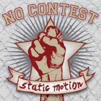 No Contest - Static Motion (Cover Artwork)