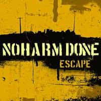 No Harm Done - Escape (Cover Artwork)