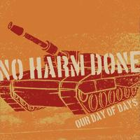 No Harm Done - Our Day of Days (Cover Artwork)