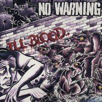 No Warning - Ill Blood (Cover Artwork)