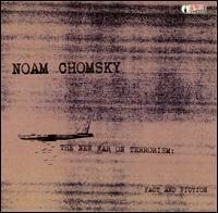 Noam Chomsky - The New War on Terrorism: Fact and Fiction (Cover Artwork)